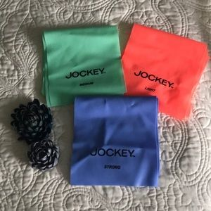 ❤️Jockey workout exercise bands